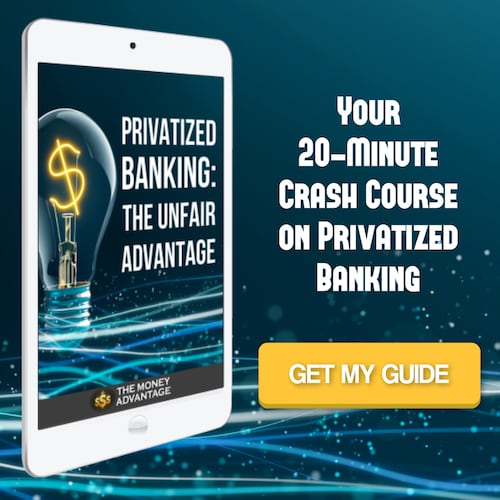 Privatized Banking The Unfair Advantage