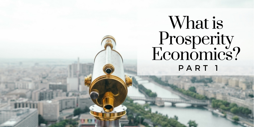 Typical Financial Planning vs Prosperity Economics