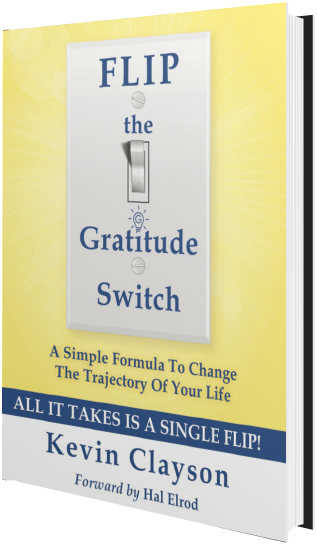 Flip The Gratitude Switch Book