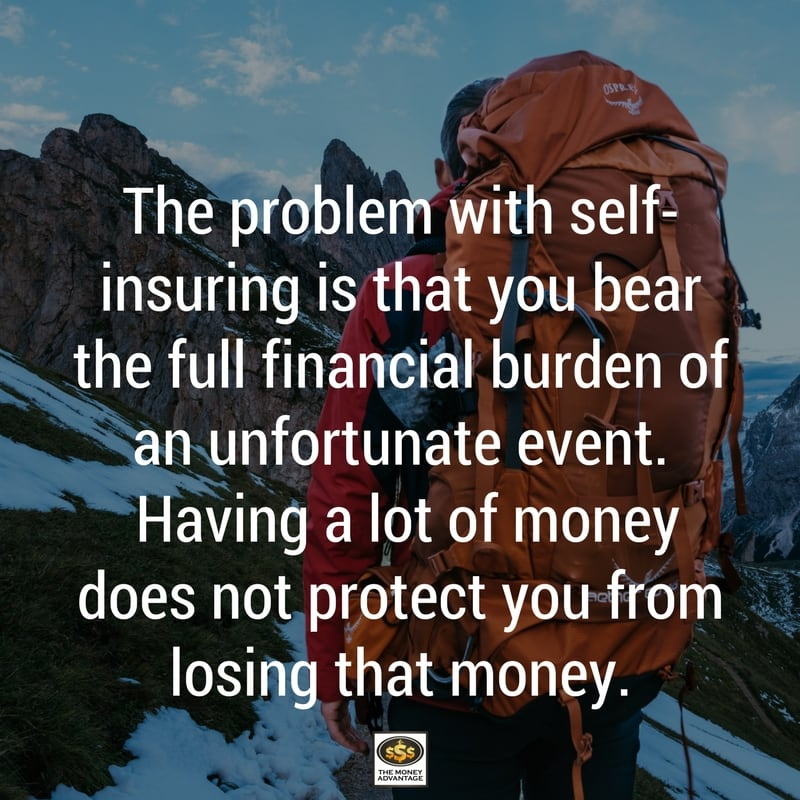 The problem With the Self-Insure Idea