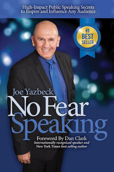 no fear speaking book cover