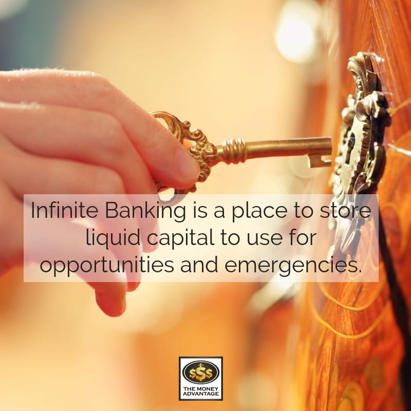 Infinite Banking Concept - The Golden Key that Unlocks Your Financial Life