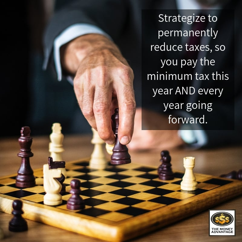 Tax Strategy