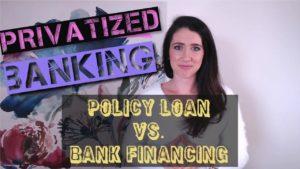 Borrowing Against Life Insurance vs Bank Financing