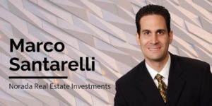 Marco Santarelli, Norada Real Estate