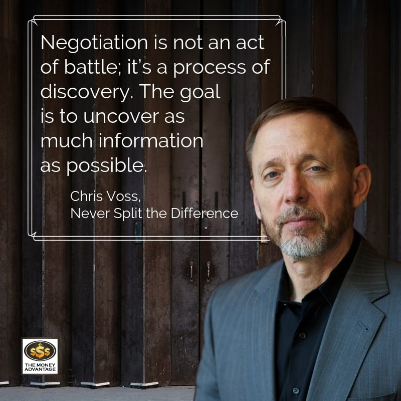 Never Split the Difference, with Chris Voss