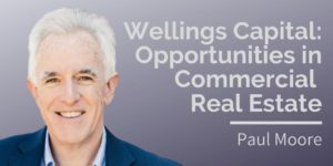 Paul Moore, Wellings Capital