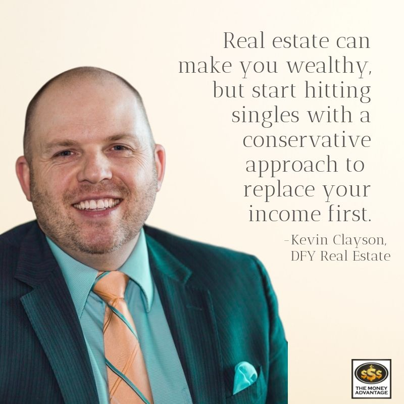 Done For You Real Estate - Kevin Clayson