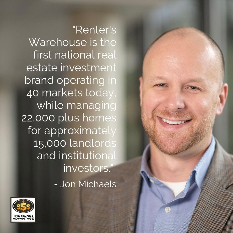 Renters Warehouse, Jon Michaels