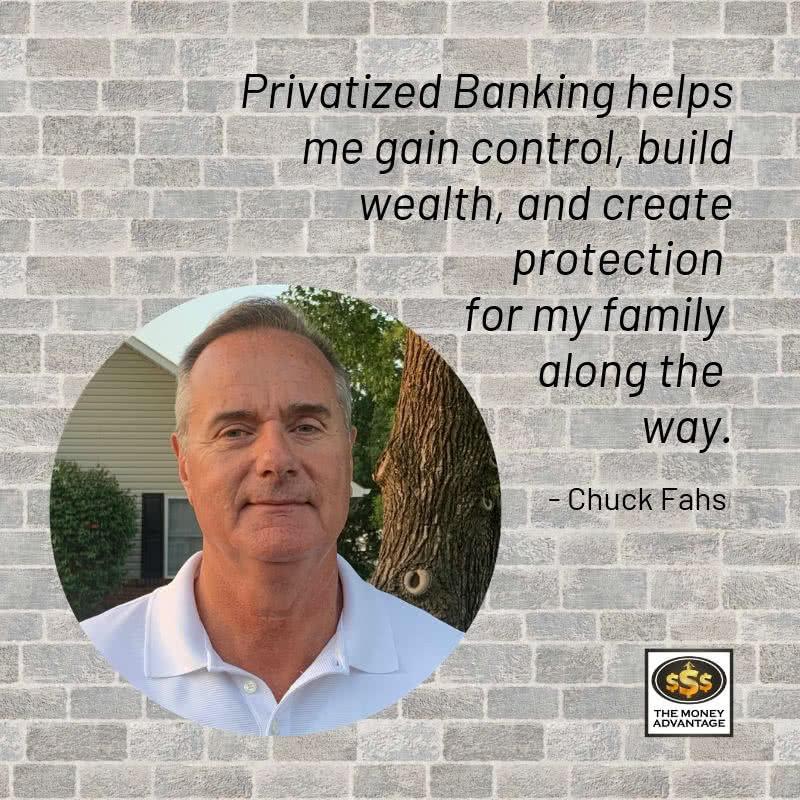 401k alternative - A Client's Story - Chuck Fahs