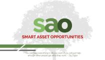 Smart Asset Opportunities