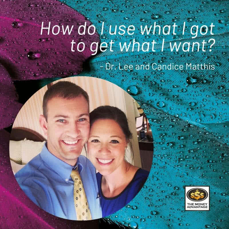 Dr. Lee and Candice Matthis