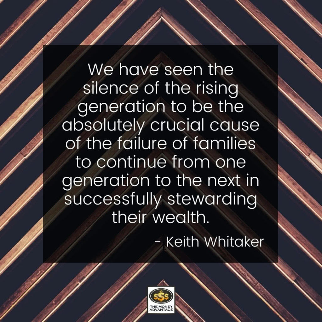 Keith Whitaker - Complete Family Wealth