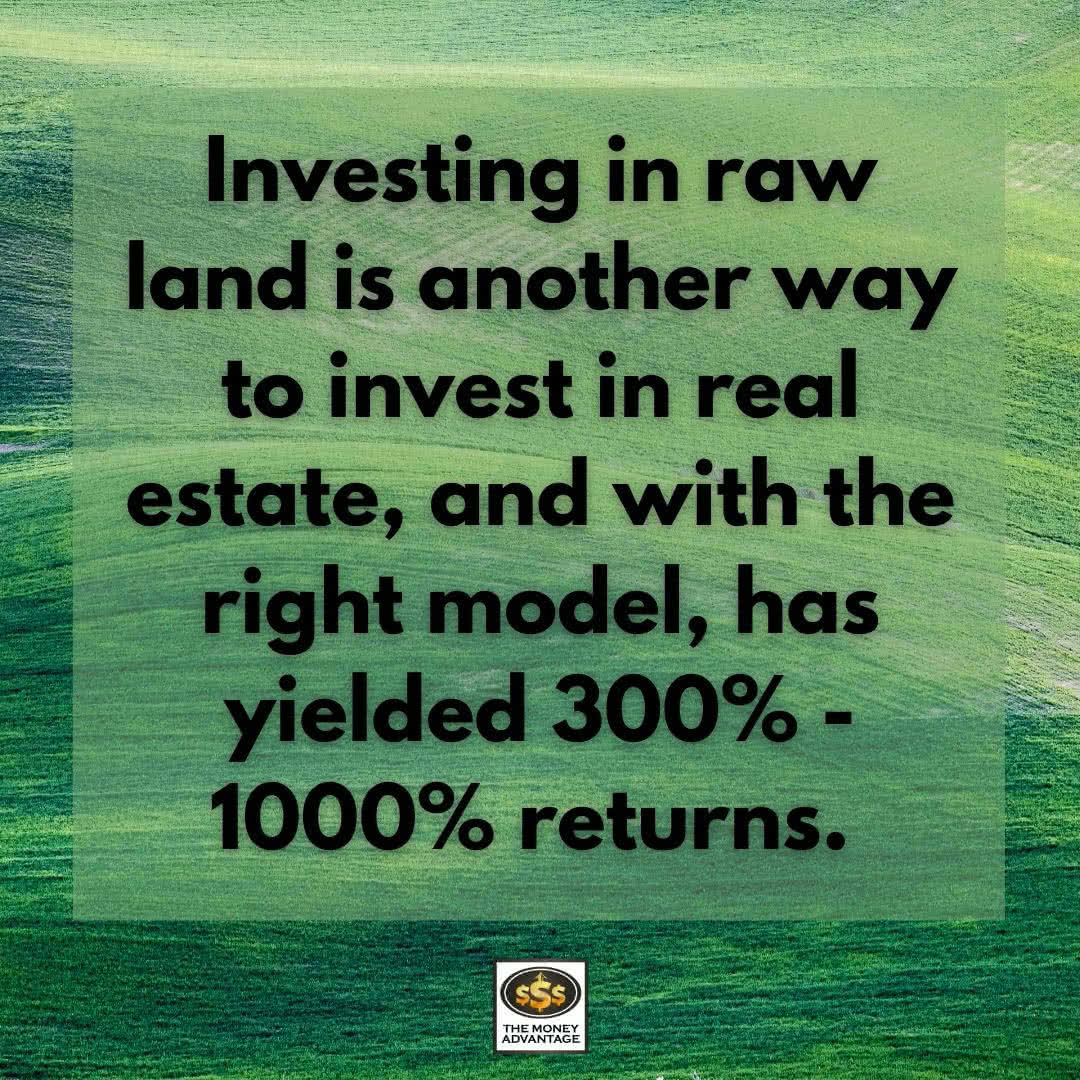 Investing In Raw Land Mark Podolsky