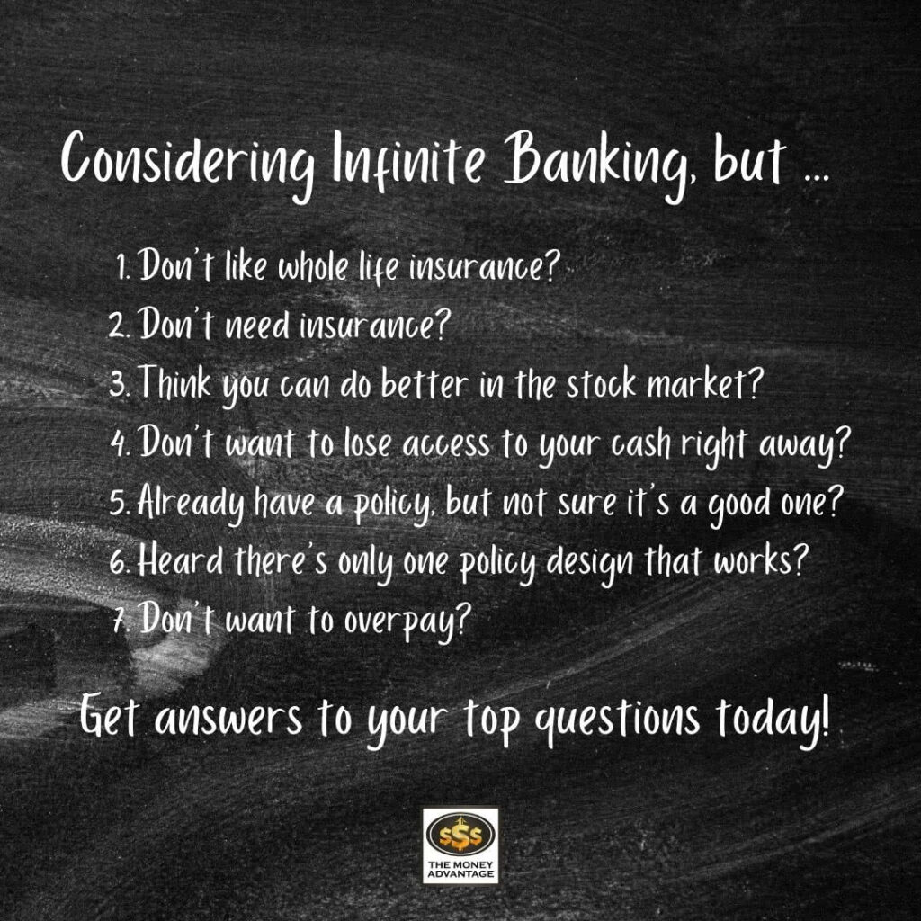 Top Questions About Infinite Banking 1