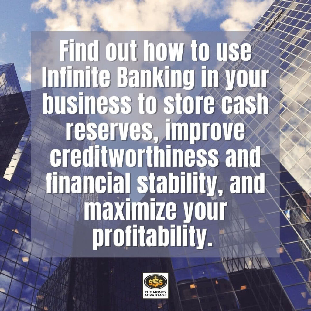 Infinite Banking for Business