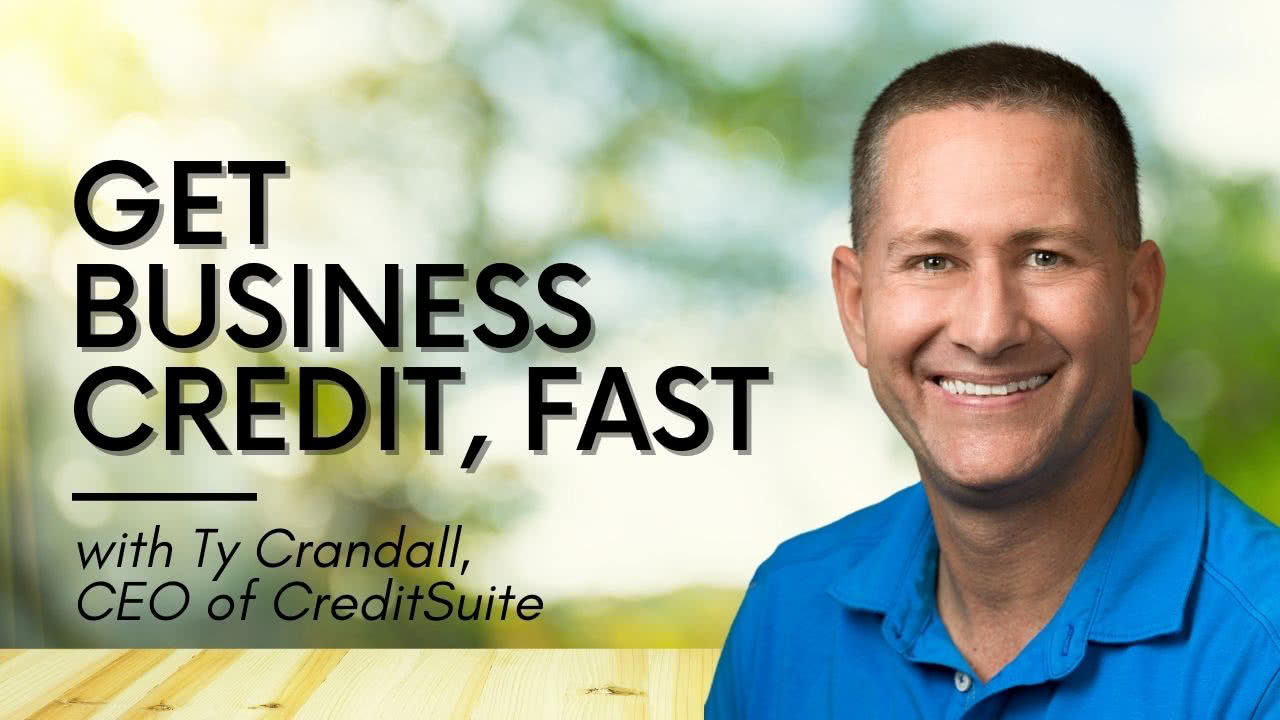 Ty Crandall, Business Credit with Credit Suite