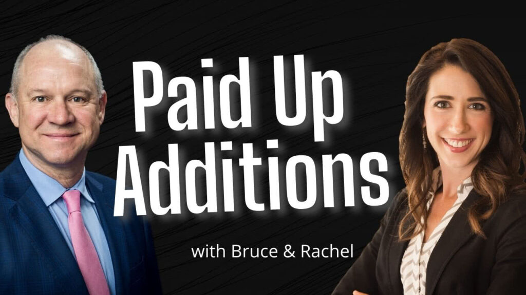 Paid-Up Additions PUA