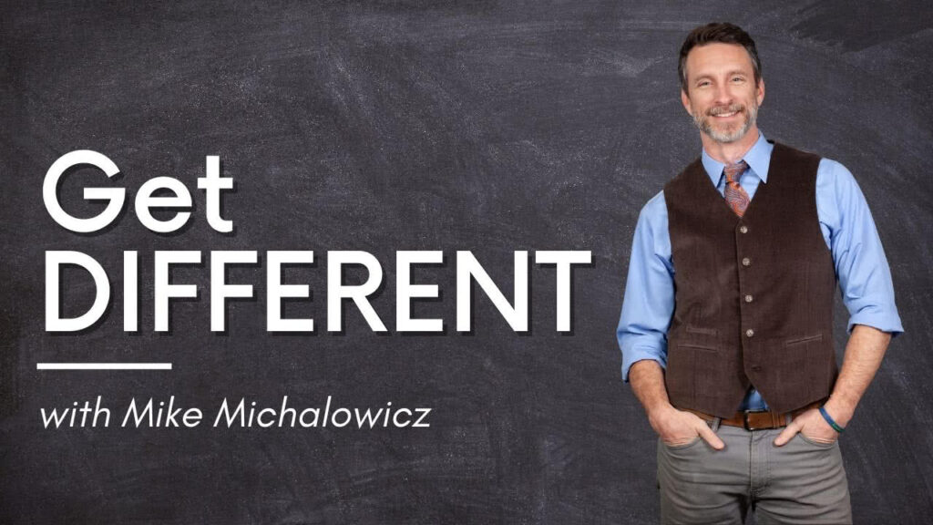 Get Different Mike Michalowicz